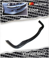 Carbon Fibre HM Style Front Bumper Splitter for 1998-2003 BMW E39 M5