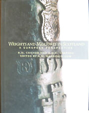 Weights and Measures of Scotland, Connor and Sampson