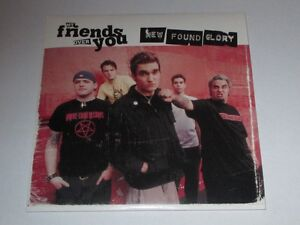 New found glory - my friend over you - cd single 2 titres 2002