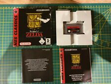 GAME BOY GAMEBOY ADVANCE GBA BOXED BOITE THE LEGEND OF ZELDA NES CLASSICS EUR