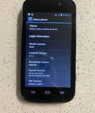 ZTE Awe N800  Smartphone cell phone no return