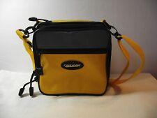 CASE LOGIC Yellow/Grey/Black Shoulder Strap Camera Carrying Case - Excellent!