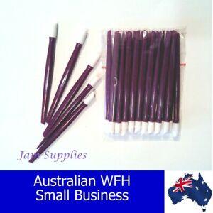 Cuticle Pushers Purple Rubber Tip Bulk lots 5, 20, 40, 100, 200