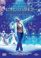 Michael Flatley's Lord of the Dance: Dangerous Games DVD R4