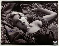 TERI GARR Signed 11x14 Photo #3 YOUNG FRANKENSTEIN Actress Auto w/ PSA/DNA COA