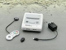 1/6 Scale Toy Nintendo History Collection Super Famicom Gaming Console Set