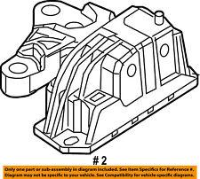 CHRYSLER OEM-Engine Torque Strut Mount 68363756AA