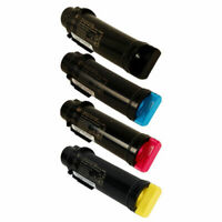 4-Pk/Pack Toner for Dell H625cdw H825cdw S2825cdn H625 H825 S2825 593-BBOW