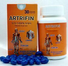 ARTRIFIN VITAMINADO 30 capulas de gel ARTRITIS REUMAS arthtritis 30 SOFTEL caps