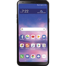 """LG L722DL Stylo 5 6.2"""" FHD+ Touchscreen Display 32 GB Black 4G LTE Android 9.0,"""