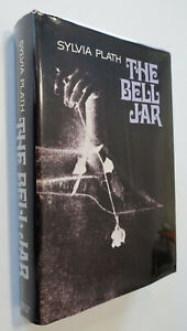 The Bell Jar, by Sylvia Plath ~1971 TRUE Stated First US Retail Edition 1st/1st!