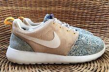 Baskets bleus pour femme Nike Roshe
