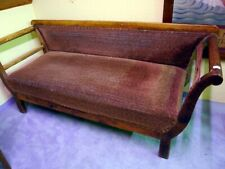 Chaiselongue Sitzbank Sofa gepolstert Bank  [Schw 1909
