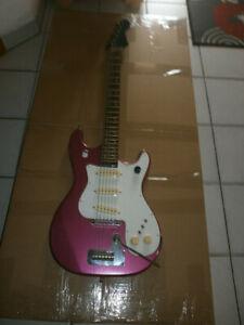 Alte E-Gitarre zu verkaufen
