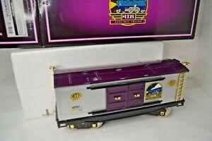 10-1109 Club Box MTH Tinplate Traditions 200 Series Standard Gauge Freight Car