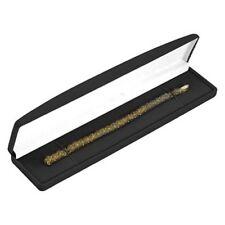 Wholesale Lot of 96 Black Velvet Bracelet Jewelry Display Packaging Gift Boxes