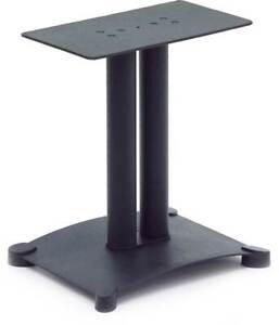 Sanus SFC18-B1 Black Center Channel Speaker Stand