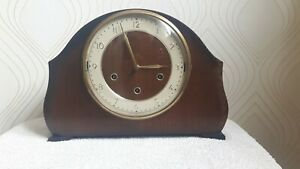 Smiths Dual Chime Mantel Clock in good working order