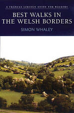 Best Walks In the Welsh Borders (Frances Lincoln Guide for Walkers)-ExLibrary