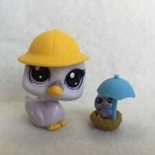 Littlest Pet Shop Animal Collection LPS Child Toys Ducks in Summer