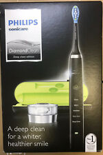 Philips Sonicare Sonic Diamond Clean Electric Toothbrush - Black