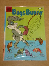 BUGS BUNNY #72 VG (4.0) DELL COMICS MAY 1960