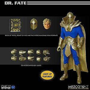 Mezco ONE 2 COLLECTIVE Dr. Fate 6 inch DC Universe Figure (Authorized Dealer)