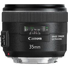 S 0003 90491247s canon EF 35mm F/2 is USM Obiettivo Ampio Nero