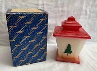 Vintage Emkay Candles Lantern Candle No. 190 NOS Unlit