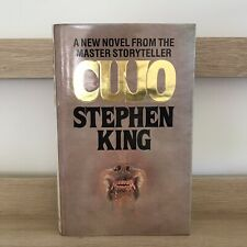 CUJO Stephen King 1st Edition Hardcover Book