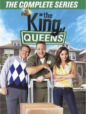 THE KING OF QUEENS COMPLETE SERIES New 27 DVD Set Seasons 1-9 1 2 3 4 5 6 7 8 9