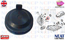 1x New Renault Megane 2002-2008 Headlight Headlamp Cap Bulb Dust Cover Lid RH/LH