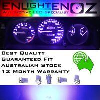 Purple UV LED Dash Gauge Light Kit - Toyota Landcruiser 70 75 78 79 80 85 Series