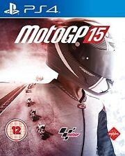 MotoGP 15 [PlayStation 4 PS4, Region Free, Motorcycle Racing Sports Game] NEW