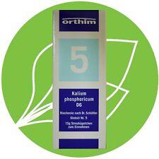 Schüßler Salz Nr.5 Kalium phosphoricum D6 Globuli PZN 08884493