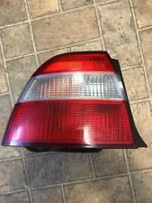 1994 1995 Honda Accord Coupe And Sedan Models Left Tail Light