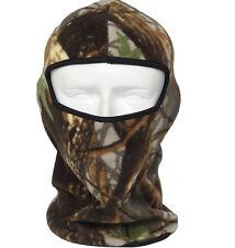 New Camo Thermal Fleece Balaclava Warm Winter Ski Neck Motorcycle Full Face Mask