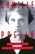 Sex, Art, and American Culture: Essays Paglia, Camille Paperback