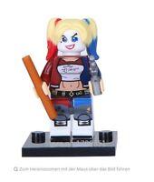 Harley Quinn Joker Figur Minifigur Suicide Squad Custom Geschenk Heroes