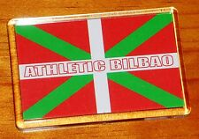 Athletic Bilbao Basque flag football Euskadi fridge magnet