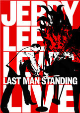 Jerry Lee Lewis - Last Man Standing LIVE [New DVD]