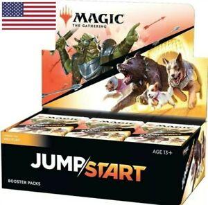 Jumpstart Booster Box Display MTG Magic The Gathering OVP NEU Englisch