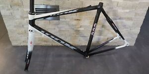 LOOK 555 full carbon road bicycle frameset frame fork size M 53 NEW NOS