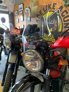 Royal Enfield Himalayan Touring Tall Screen Light Tint
