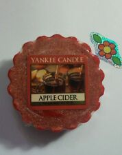 YANKEE CANDLE APPLE CIDER WAX TART AWESOME COMBINE SHIPPING HUNDREDS LISTED