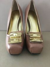 Nine West Damas Bronceado Zapatos BNWB tamaño UK6.5/US8.5