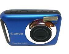 Canon PowerShot A495 10.0MP Digital Camera - Blue