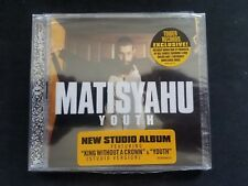 Matisyahu SEALED CD Youth TOWER RECORDS EXCLUSIVE NEW Ships 24 hours!