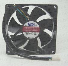 AVC DS09225R12HP039 Fan DC 12V 0.41A 4Pin 92*92*25mm #M4008 QL