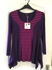 ANTTHONY LONG SLEEVE TOP NEW WITH TAGS XS